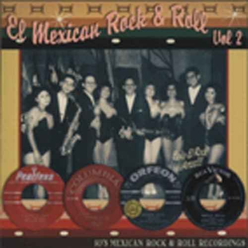 Va Vol.2, El Mexican Rock & Roll