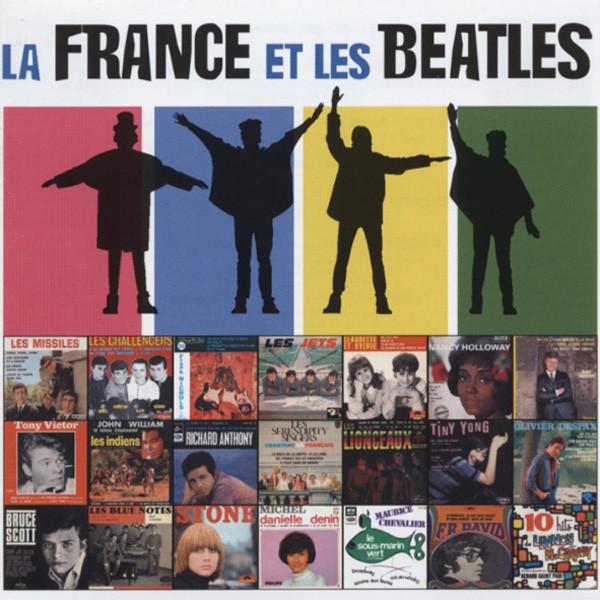 Va Vol.2, La France Et Les Beatles