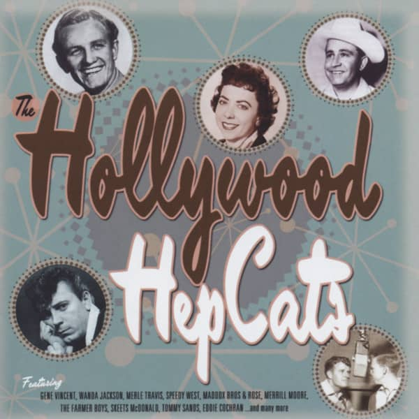 Hollywood Hep Cats (2-CD)