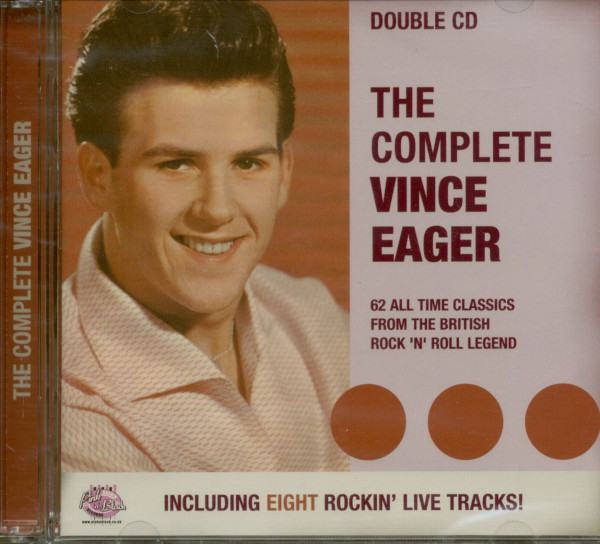 The Complete Vince Eager (2-CD)