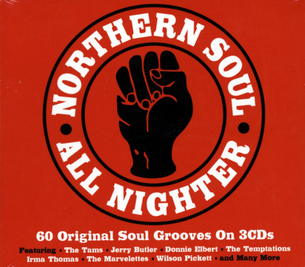 Northern Soul - All Nighter 3-CD