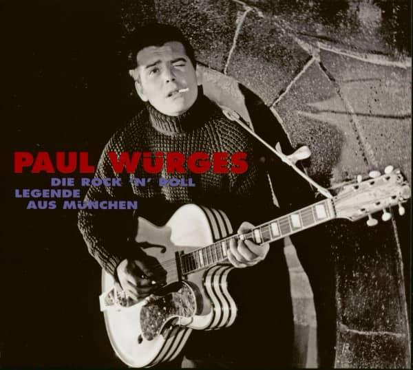 Die Rock'n'Roll Legende aus Muenchen (CD)