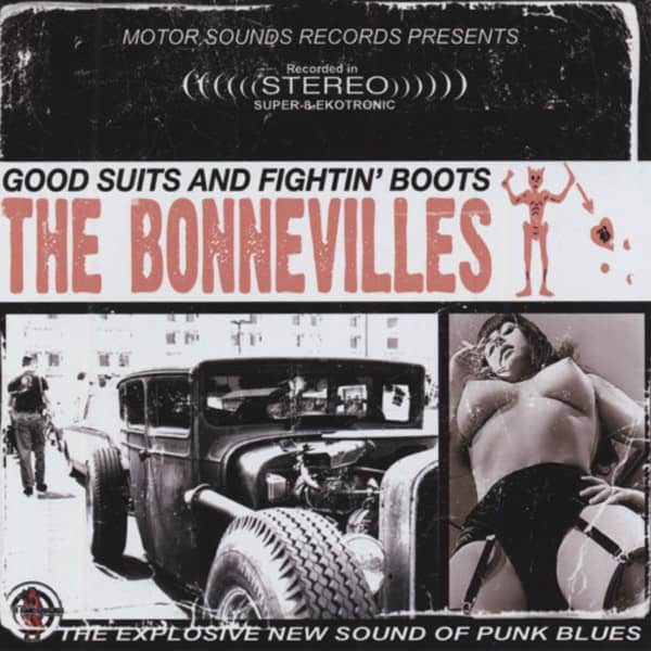 Bonnevilles Good Suits And Fighting Boots