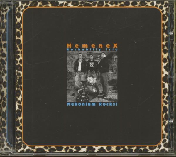 Mekonium Rock (CD)