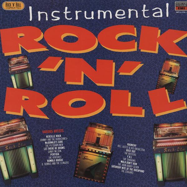 Va Instrumental Rock & Roll