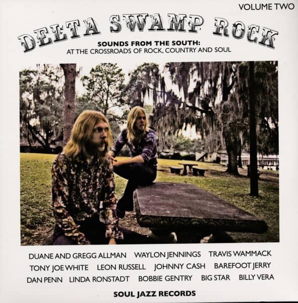 Delta Swamp Rock Vol.1.2 (2-LP)