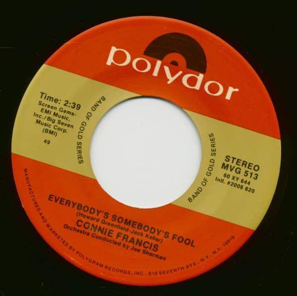 Everybody's Somebody's Fool - Al Di La (7inch, 45rpm)