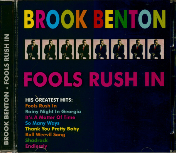 Fools Rush In (CD)