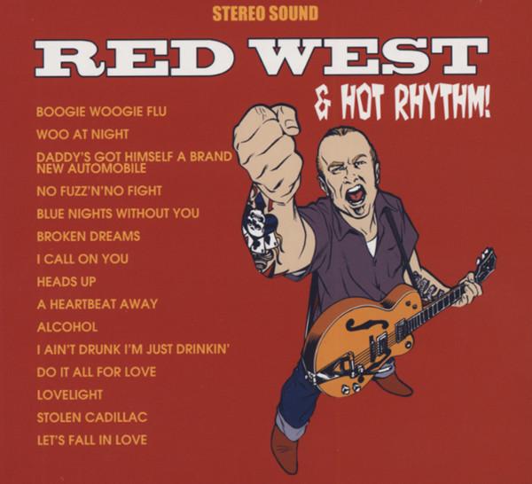 West, Red & Hot Rhythm Red West & Hot Rhythm