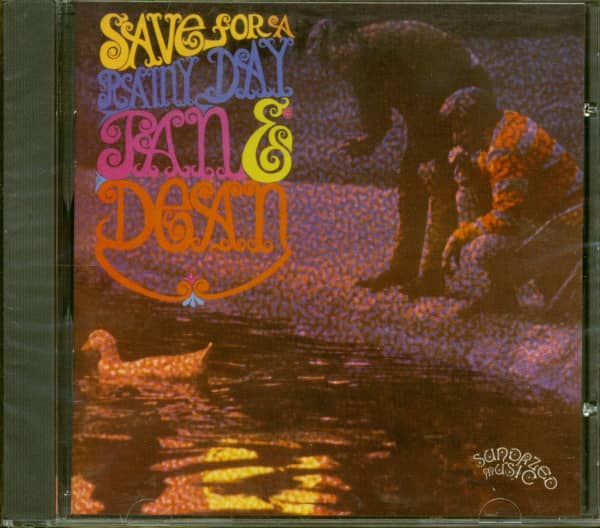 Save For A Rainy Day (CD)