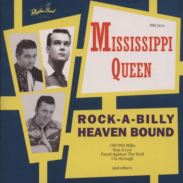 Rock-A-Billy Heaven Bound
