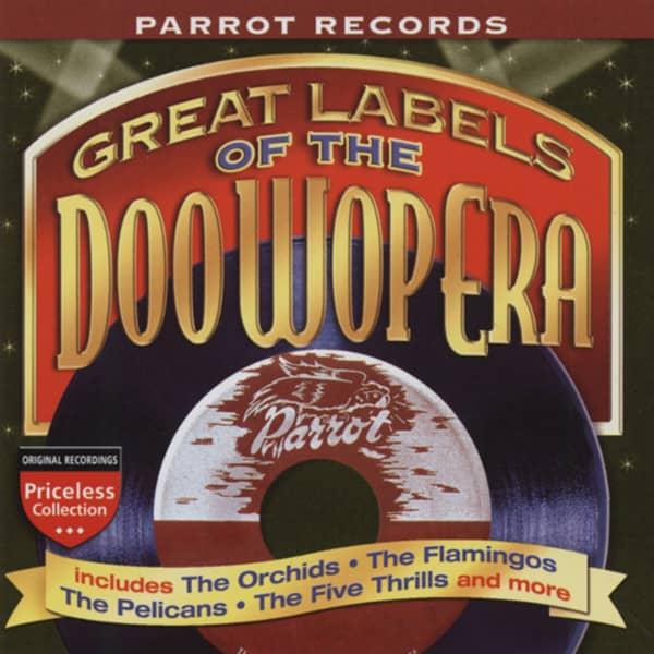 Va Parrot Label - Labels Of The Doo Wop Era