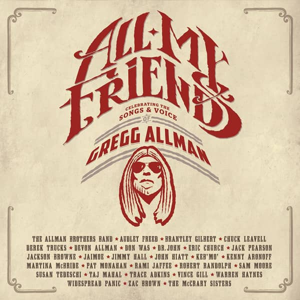 All My Friends: Celebrating The Songs And Voice: Live 2014
