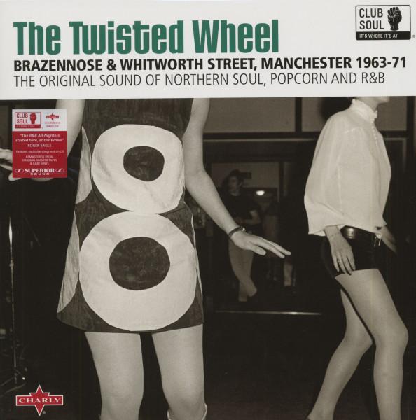 Club Soul - The Twisted Wheel (LP, 180g Vinyl)