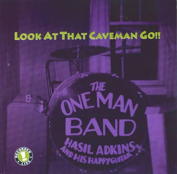 Look At That Caveman Go!! (LP)
