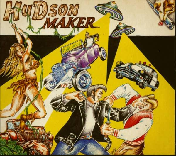 Hudson Maker (CD)