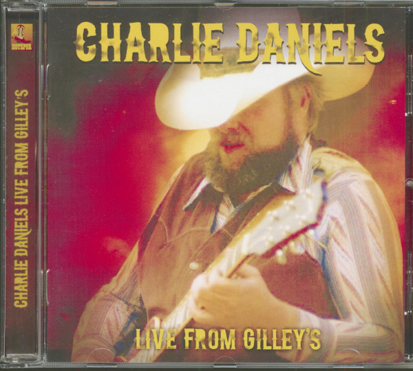 Live From Gilley's (CD)
