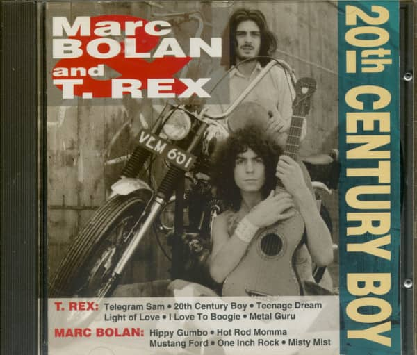 20th Century Boy (CD)