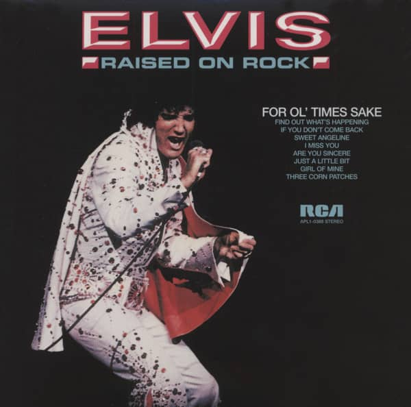 Presley, Elvis Raised On Rock - Deluxe Edition 2-CD