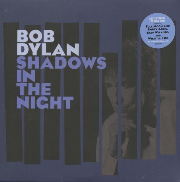 Shadow In The Night (LP & CD, 180g Vinyl, Ltd.)