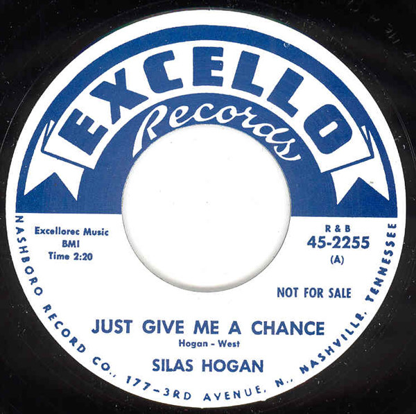 Just GIve Me A Chance - You Must Be... 7inch, 45rpm