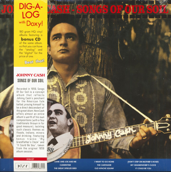 Songs Of Our Soil (LP, 180g Vinyl + CD)