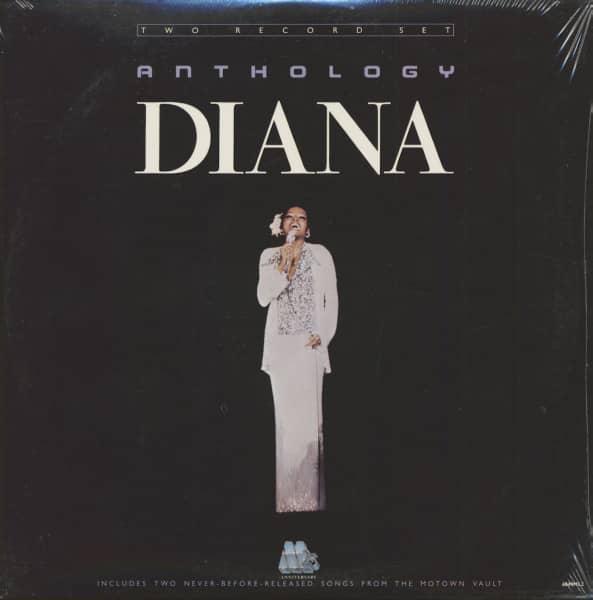 Diana - Anthology (2-LP)