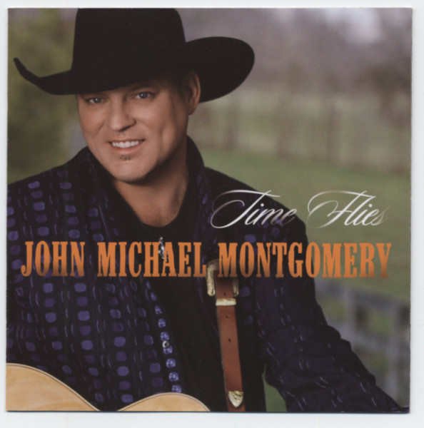 Montgomery, John Michael Time Flies - enhanced (Wal Mart Exclusive)