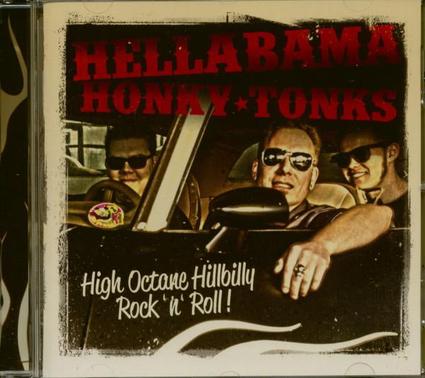 High Octane Hillbilly Rock & Roll (CD)