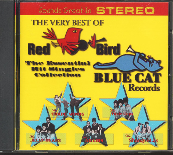 The Very Best Of Red Bird & Blue Cat Records (CD)