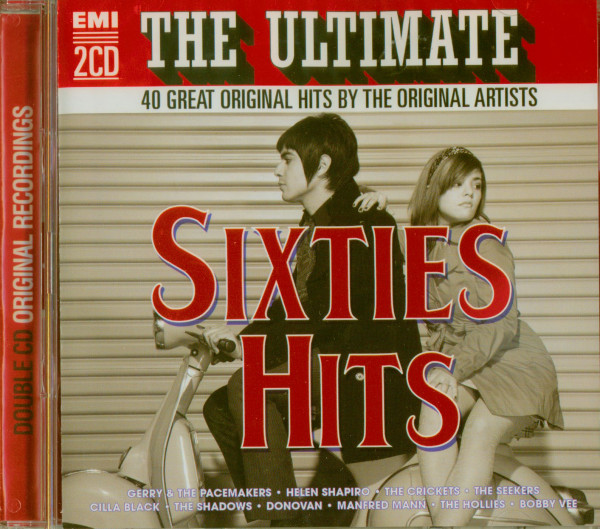 The Ultimate Sixties Hits (2-CD)
