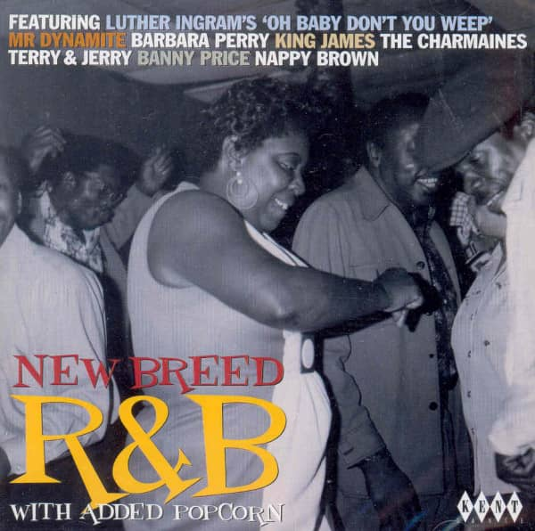Va New Breed R&B With Added Popcorn