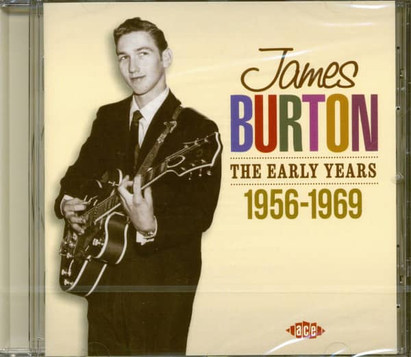 The Early Years 1956-69 (CD)