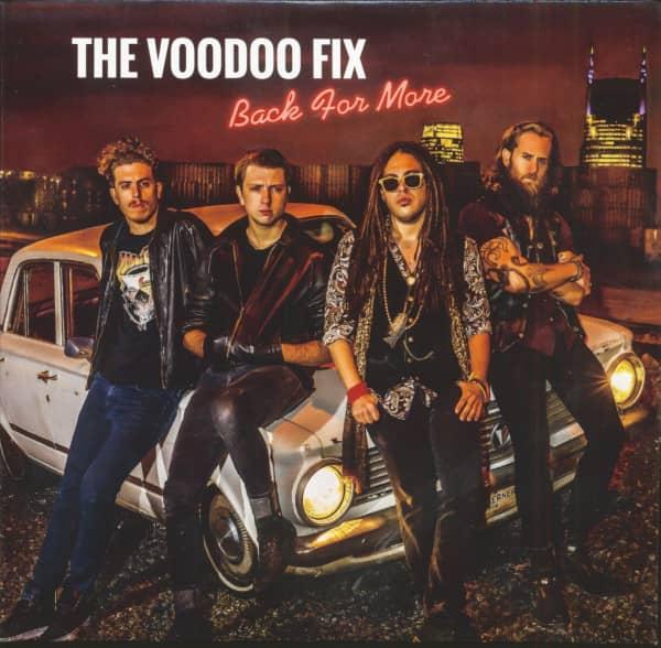 Back For More (CD)