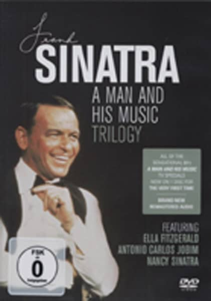 Sinatra, Frank A Man And His Music - TV Special Trilogy