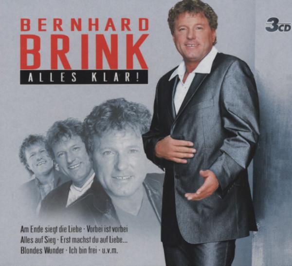 Brink, Bernhard Alles klar! 3-CD
