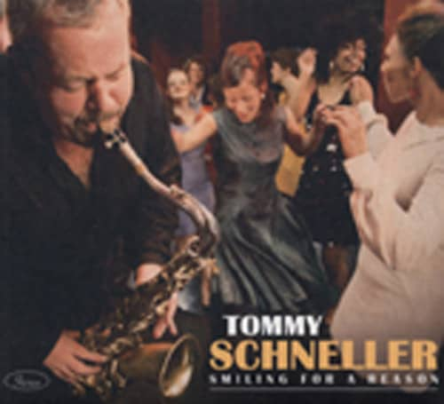 Schneller, Tommy Smiling For A Reason