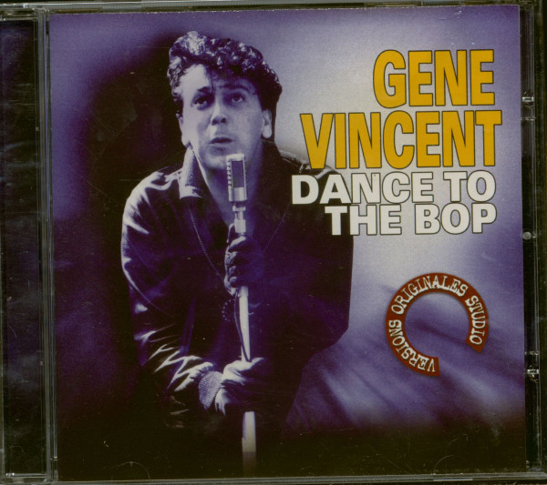 Dance To The Bop (CD)