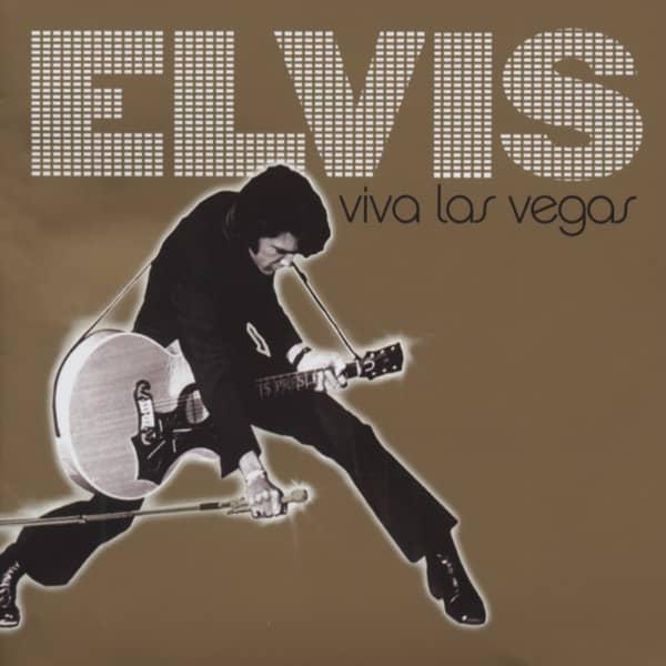 Presley, Elvis Viva Las Vegas (2-CD) EU
