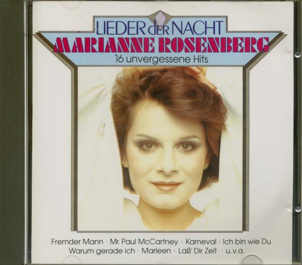 Lieder der Nacht - 16 unvergessene Hits (CD)