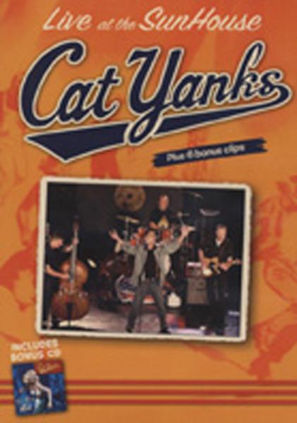 Cat Yanks Live At The Sunhouse (0) plus bonus CD