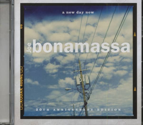 A New Day Now - 20th Anniversary Edition (CD)