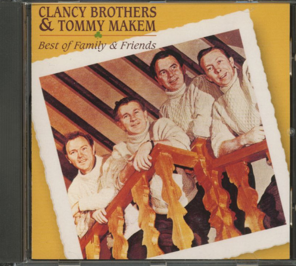 Best Of Family & Friends (CD)