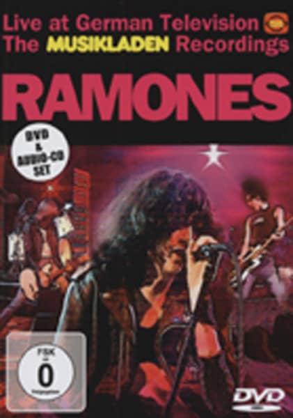Ramones Musikladen Recordings 1978 (DVD&CD)