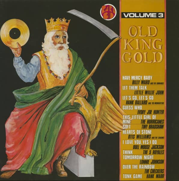 Old King Gold Vol.3 (LP)