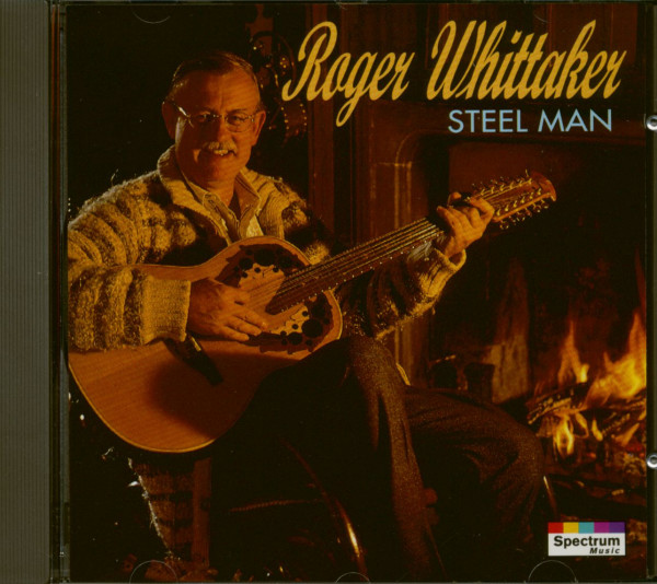 Steel Man (CD)