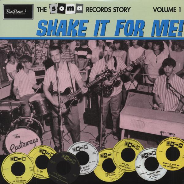 Va Soma Records Story (180g)