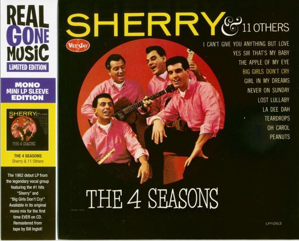 Sherry & 11 Others (CD, Cardboard Sleeve, Ltd.)