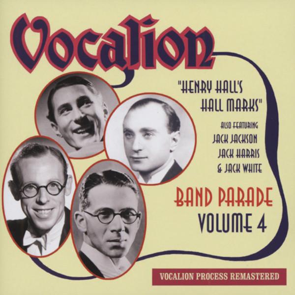 Vol.4, Band Parade 1933-40