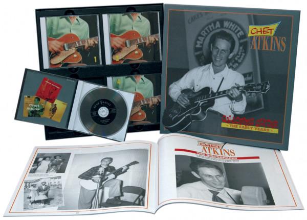 Gallopin' Guitar (4-CD Deluxe Box Set)
